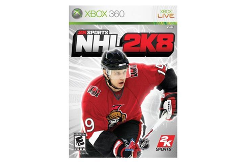 NHL 2K8 Xbox 360 Game - Newegg.com