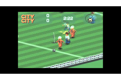 LEGO Soccer Mania (Game Boy Advance) - castellano - YouTube