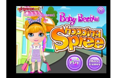 Barbie Dress Up Games - Barbie Games For Girls - YouTube