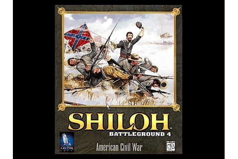Скриншоты Battleground 4: Shiloh на Old-Games.RU