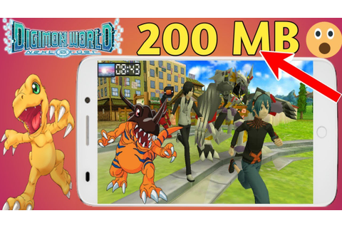 200 MB Digimon World Re Digitize PSP English Version ...