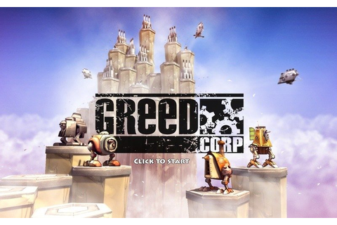 Greed Corp (2010) by W!Games Windows game