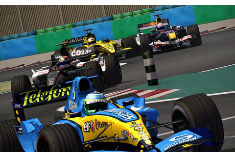 CTDP F1 2005 mod for rFactor - Mod DB