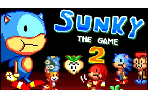 SUNKY THE GAME 2 | Sunky Has Entered The Mario Universe ...