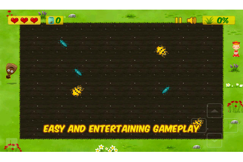 Kids Xonix Game download on Android free | Captain Droid