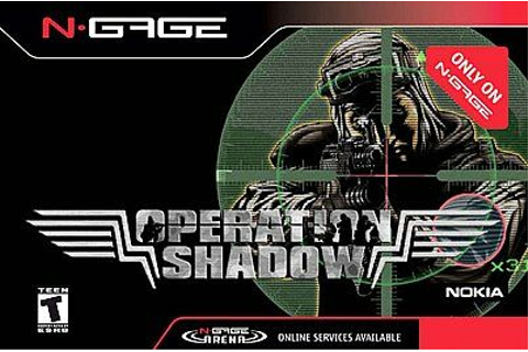 Operation Shadow (N-Gage, 2004) for sale online | eBay