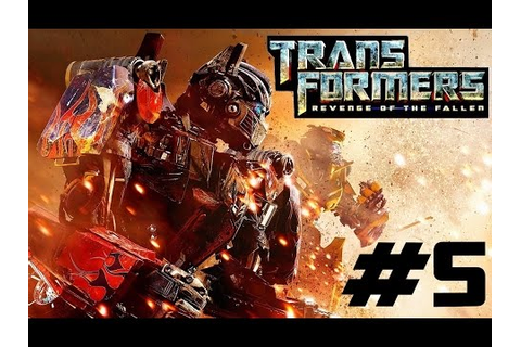 Transformers : Revenge of the Fallen Game - Campage ...