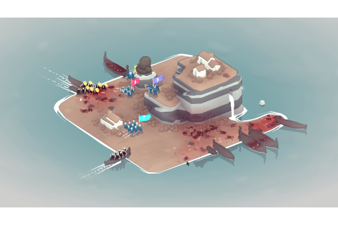 Bad North - Download Free Full Games | Arcade & Action games