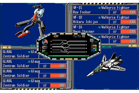 Indie Retro News: The Super Dimension Fortress Macross ...