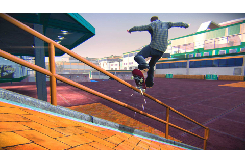 Tony Hawk's Pro Skater 5 Will Let You Create and Share ...