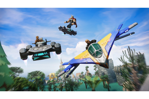 Download Disney Infinity 2.0: Marvel Super Heroes Full PC Game