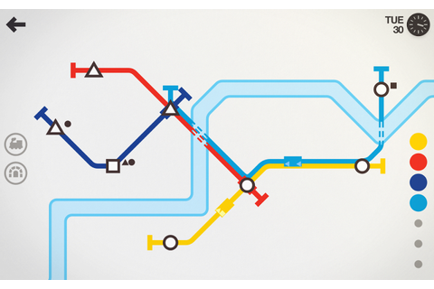 Mini Metro - Android Apps on Google Play