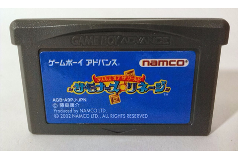 Tales Of The World Summoner's Lineage Gameboy Advance Gba - $ 250.00 ...