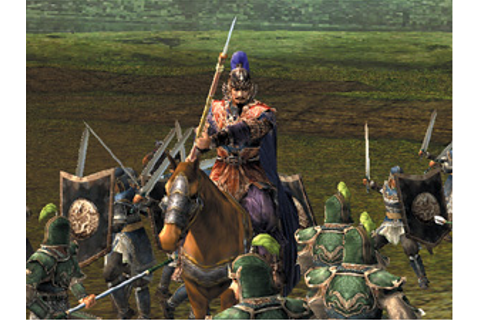 Dynasty Tactics 2 - The Next Level PS2 Game Review