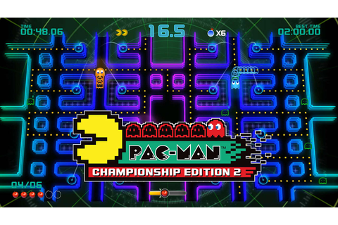Pac-Man: Championship Edition 2 - Free Full Download ...
