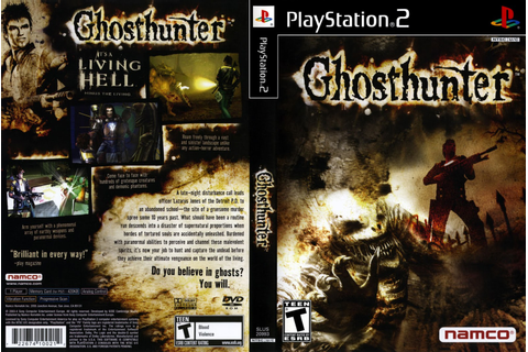 Download Game Ghosthunter PS2 Full Version Iso For PC ...