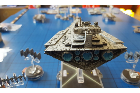 The Brick Castle: Star Wars: Armada Core Set Review ...