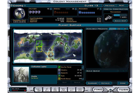Galactic Civilizations 2 Twilight of the Arnor Download ...