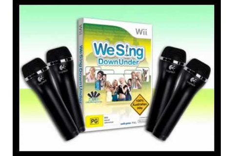 We sing 'down under' video game trailer - Nintendo Wii ...