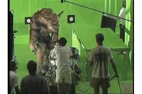 Behind the scenes of Goosebumps : Escape from Horrorland ...