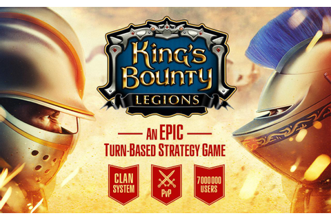 King's Bounty Legions: Turn-Based Strategy Game for ...