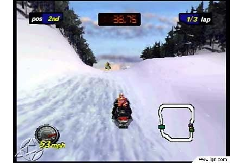 Polaris SnoCross Screenshots, Pictures, Wallpapers ...