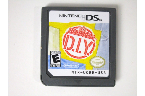 WarioWare D.I.Y. game for Nintendo DS (Loose) | The Game Guy
