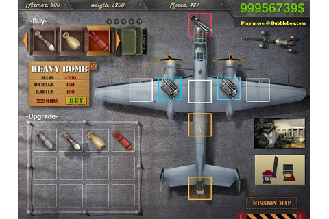 Bomber at War Hacked / Cheats - Hacked Online Games