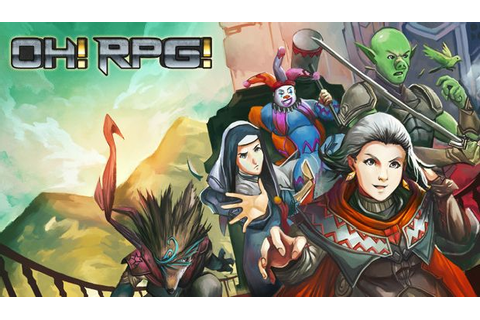 OH! RPG! Free Download (v1.2b) « IGGGAMES
