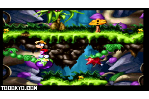 Rayman Junior (PS1) (2000) - YouTube