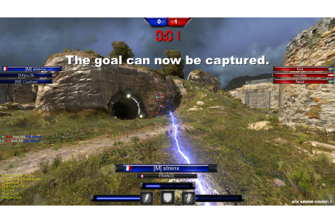 The ShootMania Beta: Serious Competition | Brutal Gamer