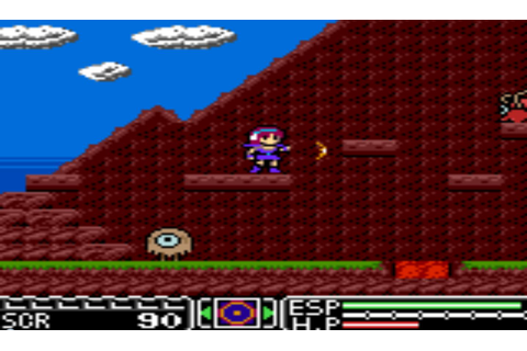 Images de Psychic World sur Sega Master System, captures d ...