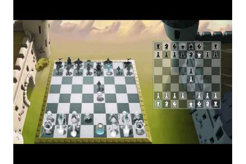 PSP Chess Crusades - YouTube