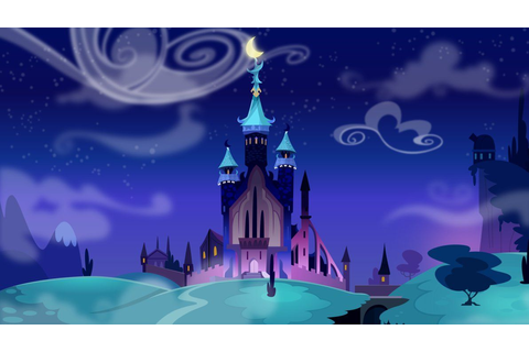 Nightmare Moon's Castle by Drakizora.deviantart.com on ...