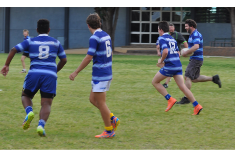 BTC Blog: Reunion- Fair and Rugby League Game