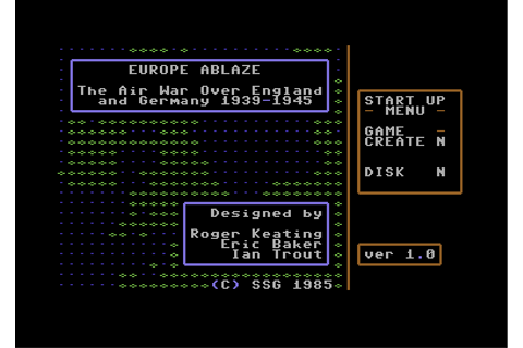 Download Europe Ablaze - My Abandonware