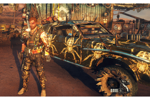 Mad Max Windows, XONE, X360, PS4, PS3 game - Mod DB