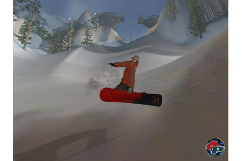 Transworld Snowboarding Xbox Game: full version free ...