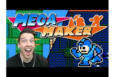 MEGA MAKER!! The Mega Man Game We Have Been Waiting For ...