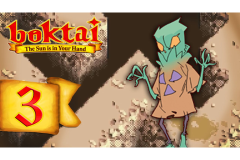 Boktai: The Sun Is In Your Hand - 3 - Start Of Stealth ...