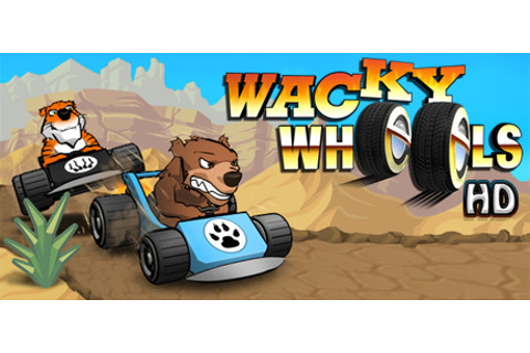 Wacky Wheels HD on Steam