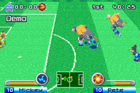 Disney Sports Soccer Download Game | GameFabrique