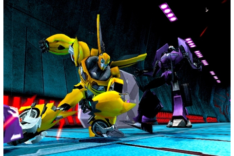 Transformers Prime: The Game (Video Game Review ...