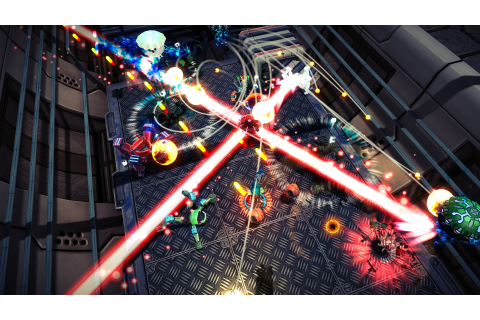 Assault Android Cactus (Wii U eShop) News, Reviews ...