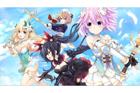 Download Game Cyberdimension Neptunia 4 Goddesses Online ...