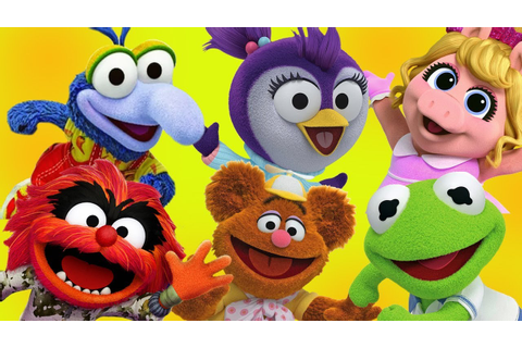 Muppet Babies All Characters | Puzzles, Learning Mini ...
