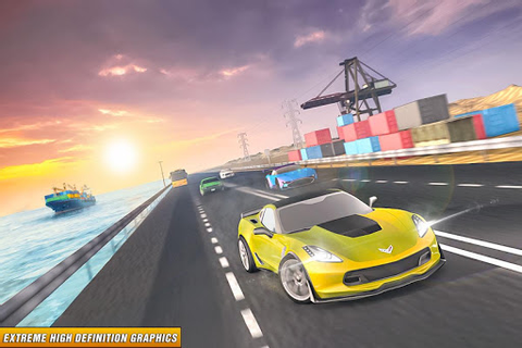 Download Drive in Car on Highway : Racing games on PC ...