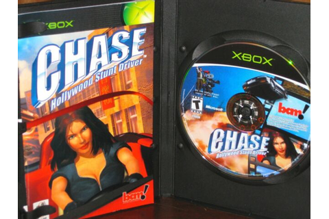 Chase: Hollywood Stunt Driver - XBOX Stunt Racing Game! | eBay