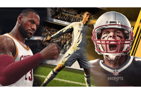 EA Sports Innovating Through Storytelling - Sports Gamers ...