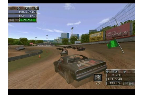 Xbox PC Emulator XQemu Test Drive Eve of Destruction Game ...